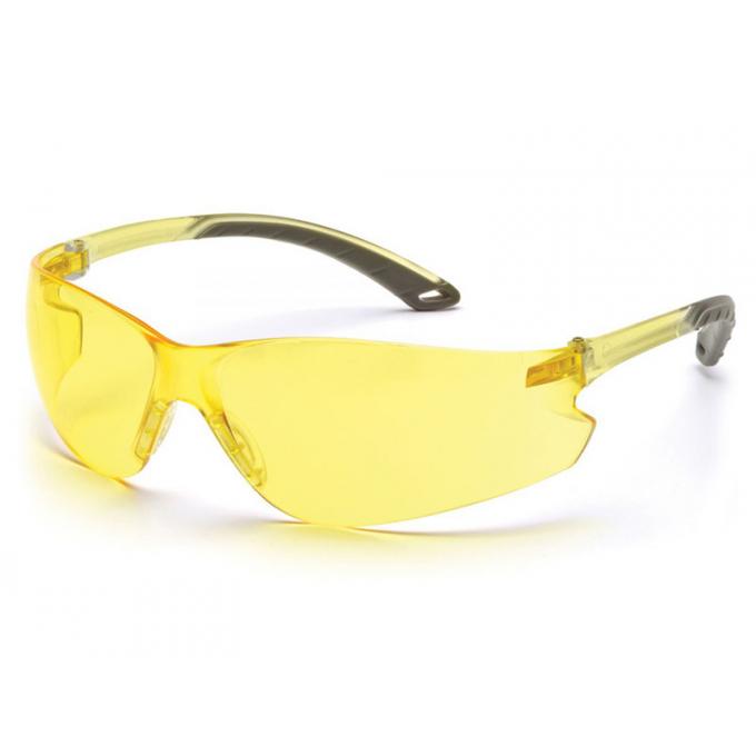 Protective glasses Itek ES5830S, anti-fog - yellow