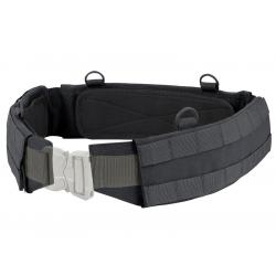 Slim Battle Belt BLACK, SIZE S