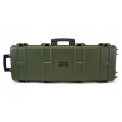 NP Large Hard Case - Green (Wave)