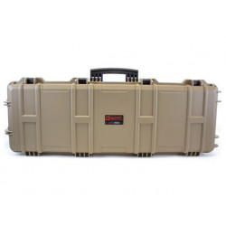 NP Large Hard Case - Tan (Wave)