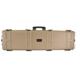NP XL Hard Case - Tan (Wave)