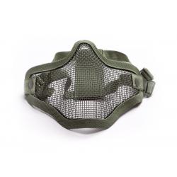 STRIKE Síťovaná ochranná maska, olivová