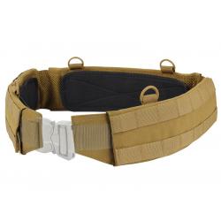 Slim Battle Belt COYOTE BROWN, SIZE S