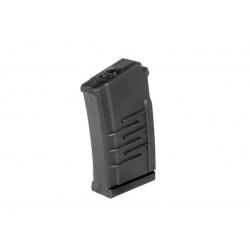 Zásobník pro S&T AS Val / VSS 180 ran, krátký, točný, černý