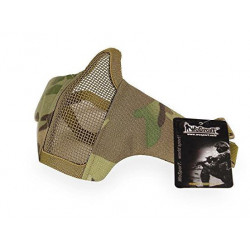 Wosport Steel Mesh Mask ( Multicam )