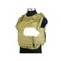 PANTAC Modular Tactical Vest ( Khaki / M )