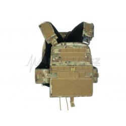AVS vest, Multicam, size M