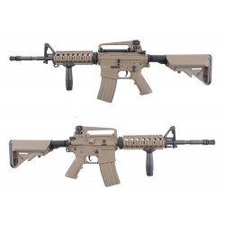 Colt M4 R.I.S - celokov (CM007) - TAN