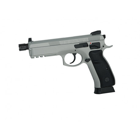 CZ SP-01 SHADOW CO2 URBAN GREY GBB, Metal Slide