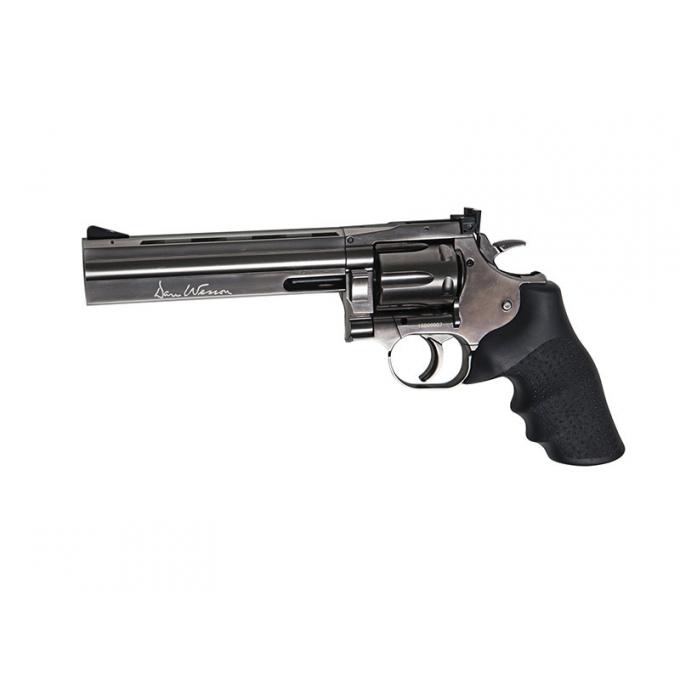 """Dan Wesson 715 - 6""""Revolver, steel grey"""
