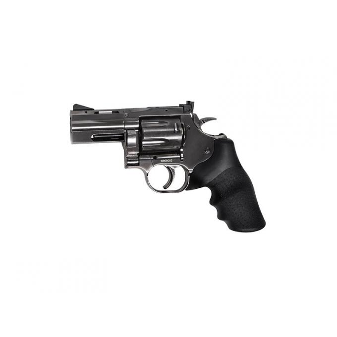 """Dan Wesson 715 - 2,5""""Revolver, steel grey"""