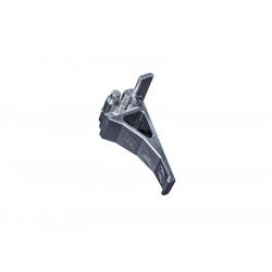 Krátká CNC spoušť pro Scorpion EVO 3 - A1 - stříbrná