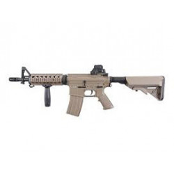 Colt M4 CQB - full metal (CM002) - TAN