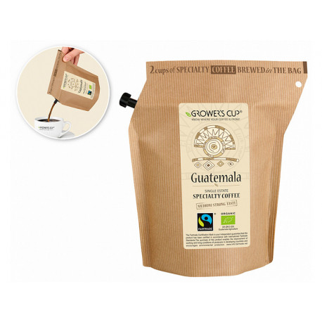 Grower\'s Cup coffee Guatemala