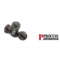 Ocelová šrouby střenek pro MARUI/KJ/WE P226