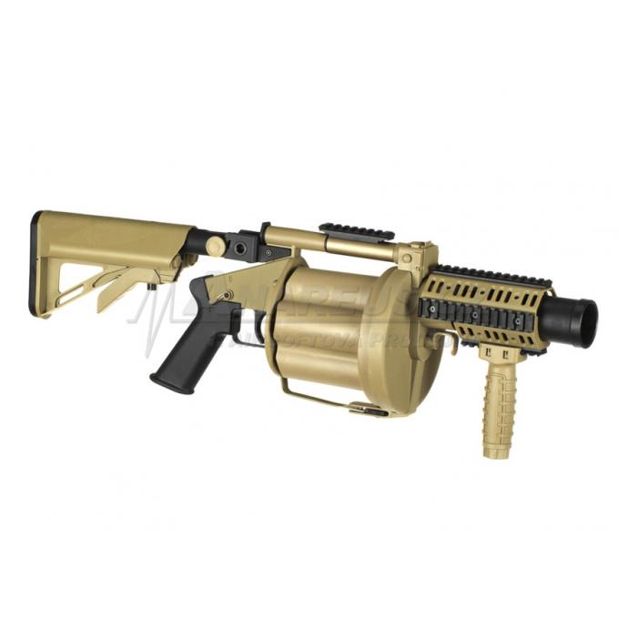 Multiple Grenade Launcher - TAN