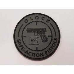 Patch PVC 3D GLOCK