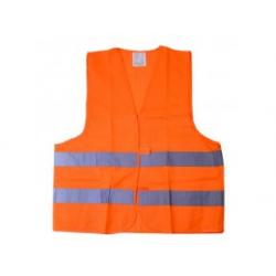 Reflective vest orange