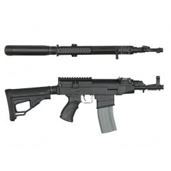 CSA vz.58S (SA58S) - fullmetal