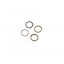 Spacer sleeve hop-up rubber band (set 2pcs 0,4 + 0,6mm)
