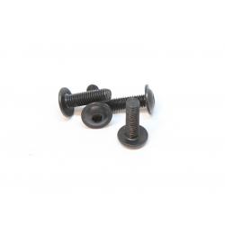 Set of screws for the AR15 pistol grip - 8mm