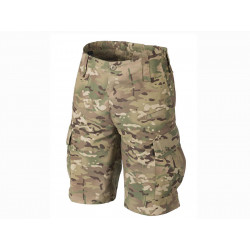 CPU® Shorts - PolyCotton Ripstop - Camogrom® XS