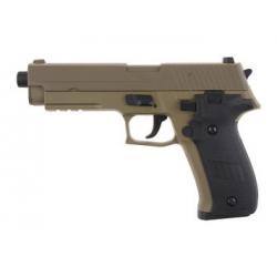 CYMA P226 Eelctric Pistol CM122 - TAN