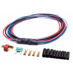 Mikro aktivní brzda II s kabeláží
