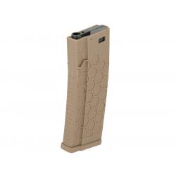 Hexmag zásobník pro Colt 120 ran - tlačný, pískový