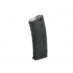 160rd Mid-Cap polymer magazine for AR-15/M4 - Black [CYMA]