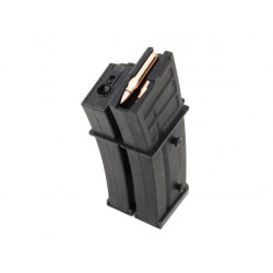 Battleaxe G36 Electric Double Magazine with charger (1000 Rounds)