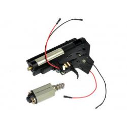 Kompletní mechabox typ 2 pro M4,M16 - kabely do předpažbí + motor