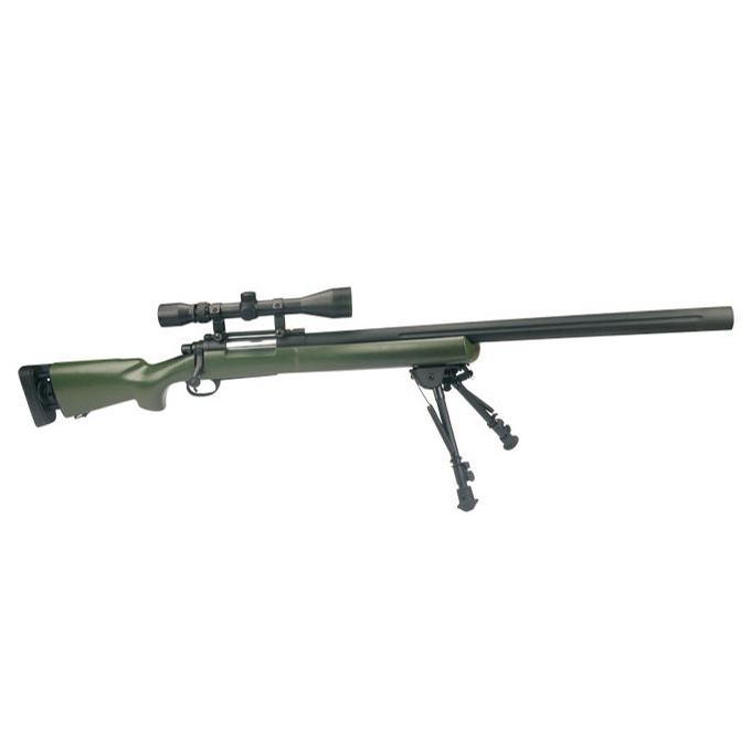 U.S. Socom M24 - OD, scope, bipod (SW-04JG++)