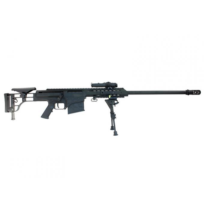 Snow Wolf M98B / SW-016 with bipod, Full Metal AEG ( BK )