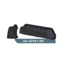 Pistolová rukojeť a lícnice pro Amoeba Striker AS01 - černá