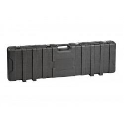 Sniper Rifle Gun Case with Sponge(Black) 40 x 132 cm