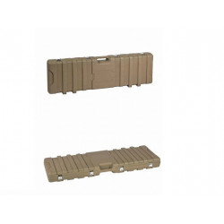 Sniper Rifle Gun Case with Sponge(TAN) 40 x 132 cm