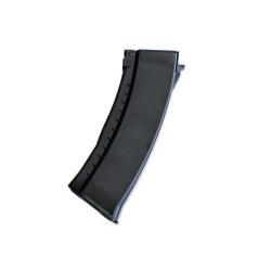 Zásobník AK74 120 ran, tlačný - černý