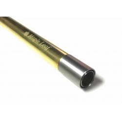 Precizní hlaveň 6,04mm pro Marui/WE/KJW GBB pistole (84mm) - Crazy Jet typ