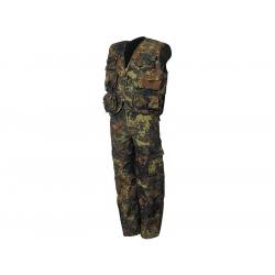 Kid´s vest and pants FLECKTARN, size S