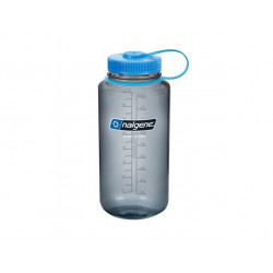 Nalgene bottle with a wide neck 1l, blue