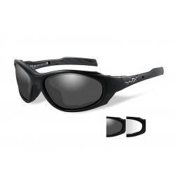 Brýle XL-1 ADVANCED Smokey Grey + Clear/Matte Black