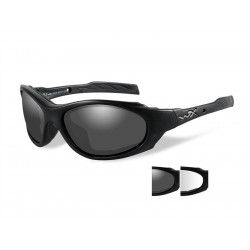 Goggles XL-1 ADVANCED Smokey Grey + Clear/Matte Black