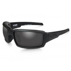 Brýle TITAN Smoke Grey/Black Ops - Matte Black