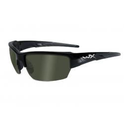 Brýle SAINT Polarized Smoke Green/Gloss Black