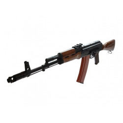 WE AK74 - celokov/dřevo, blowback