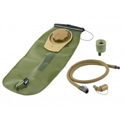 Hydration bag 3 liters SOURCE Upgrade kit COYOTE