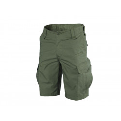 CPU® Shorts - PolyCotton Ripstop - Olive Green XS