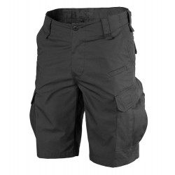 CPU® Shorts - PolyCotton Ripstop - Black XS