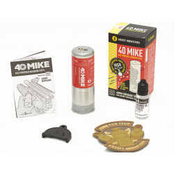 40 MIKE GAS POWERED MAGNUM SHELL